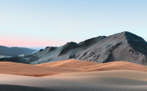 Earth Desert Dune HD Wallpaper | Background Image