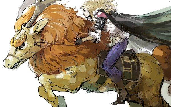 Anime One Piece Basil Hawkins Creature HD Wallpaper   Background Image