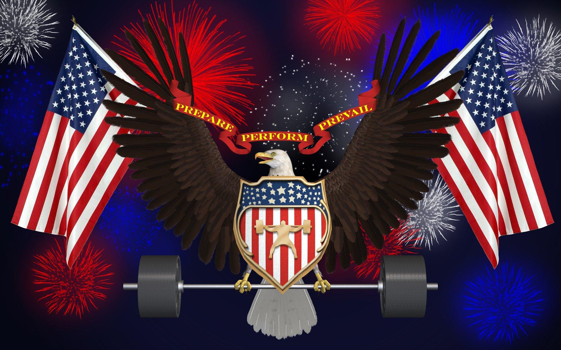 American Flag Hd Wallpaper Background Image 1920x1200 Id