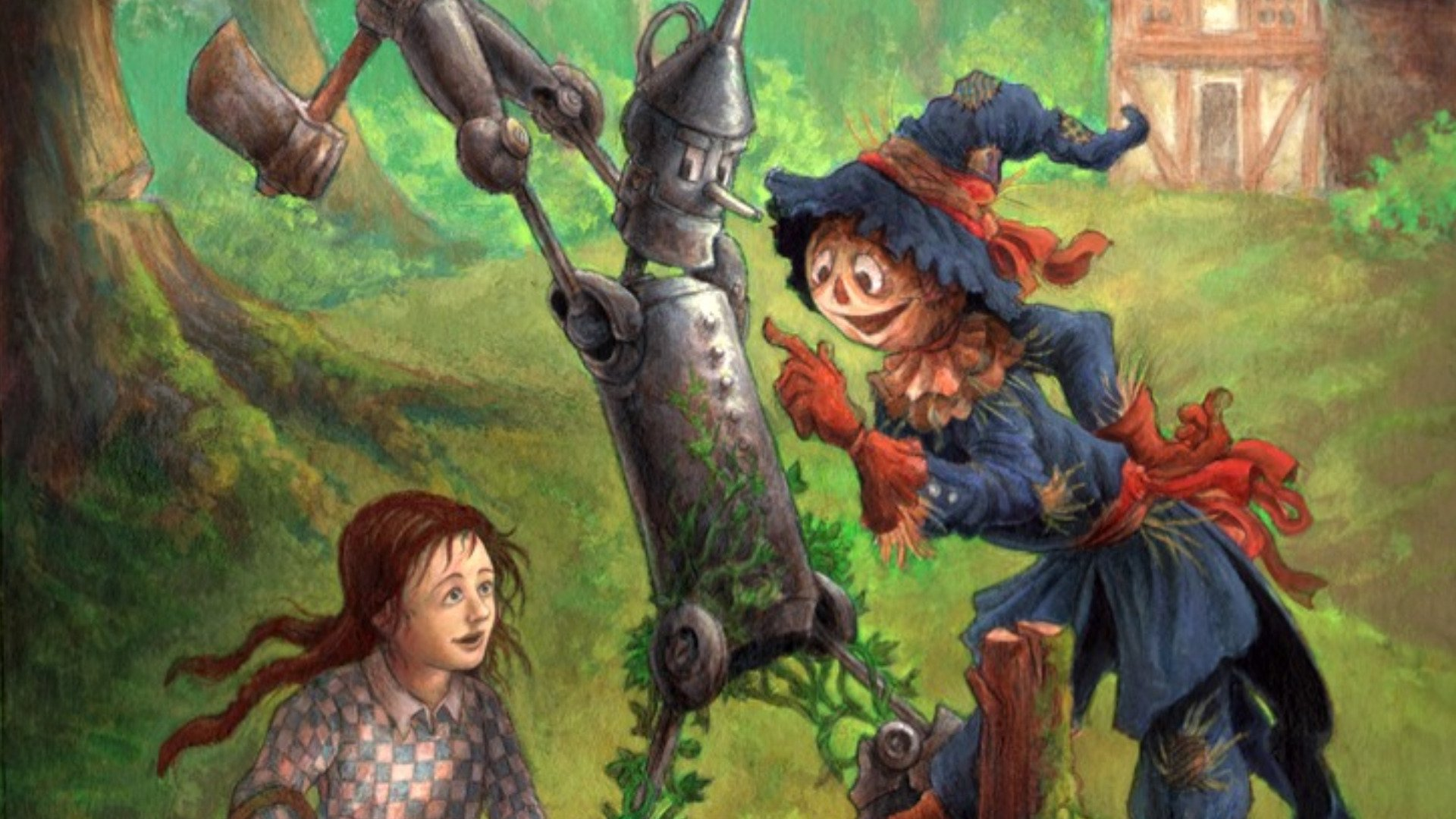 86 The Wizard Of Oz Hd Wallpapers Background Images