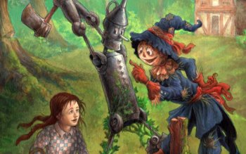 Fantasy - Wizard Of Oz Wallpapers and Backgrounds ID : 287920