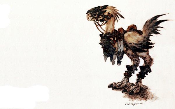 Video Game Final Fantasy XIV Final Fantasy Chocobo HD Wallpaper   Background Image
