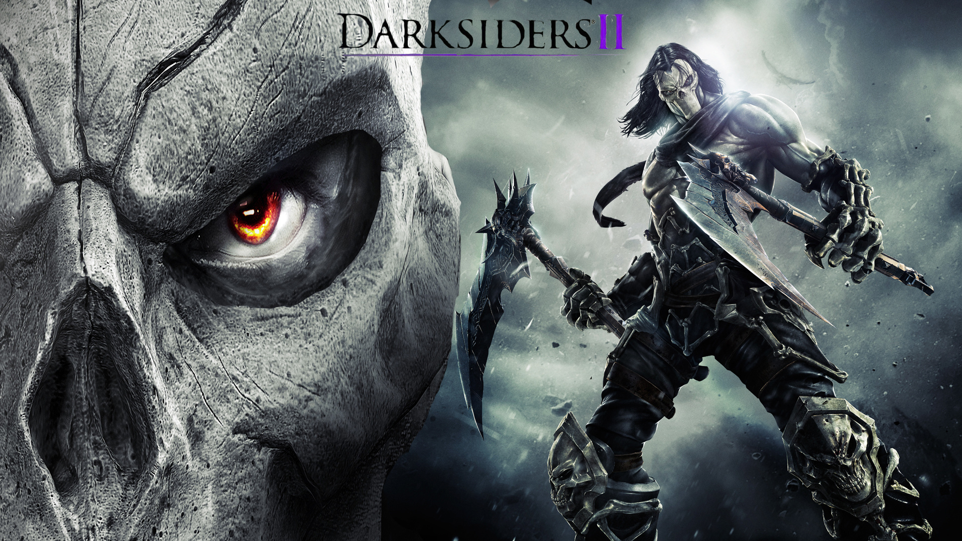55 Darksiders II Wallpapers | Darksiders II Backgrounds