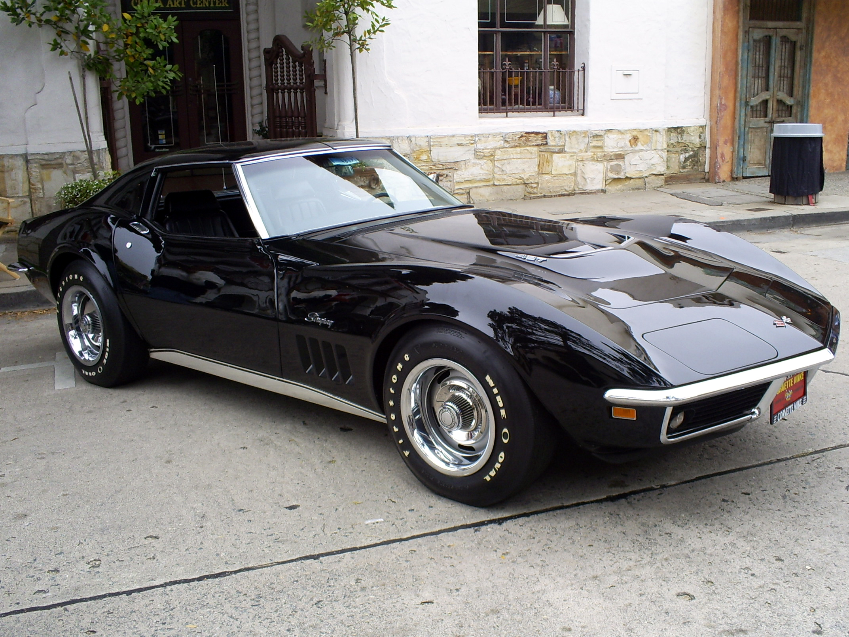 chevrolet corvette 427 stingray 1969 taringa. Black Bedroom Furniture Sets. Home Design Ideas