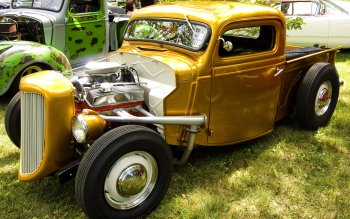 Vehicles - Hot Rod Wallpapers and Backgrounds ID : 289620