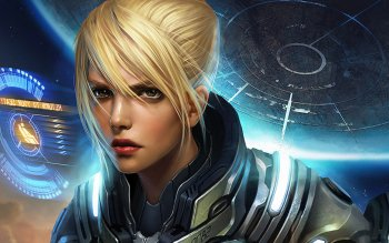 Science-Fiction - Frauen Wallpapers and Backgrounds ID : 289750