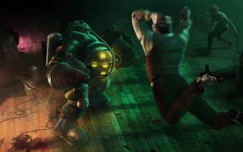 Video Game - Bioshock 2 Wallpapers and Backgrounds ID : 289962