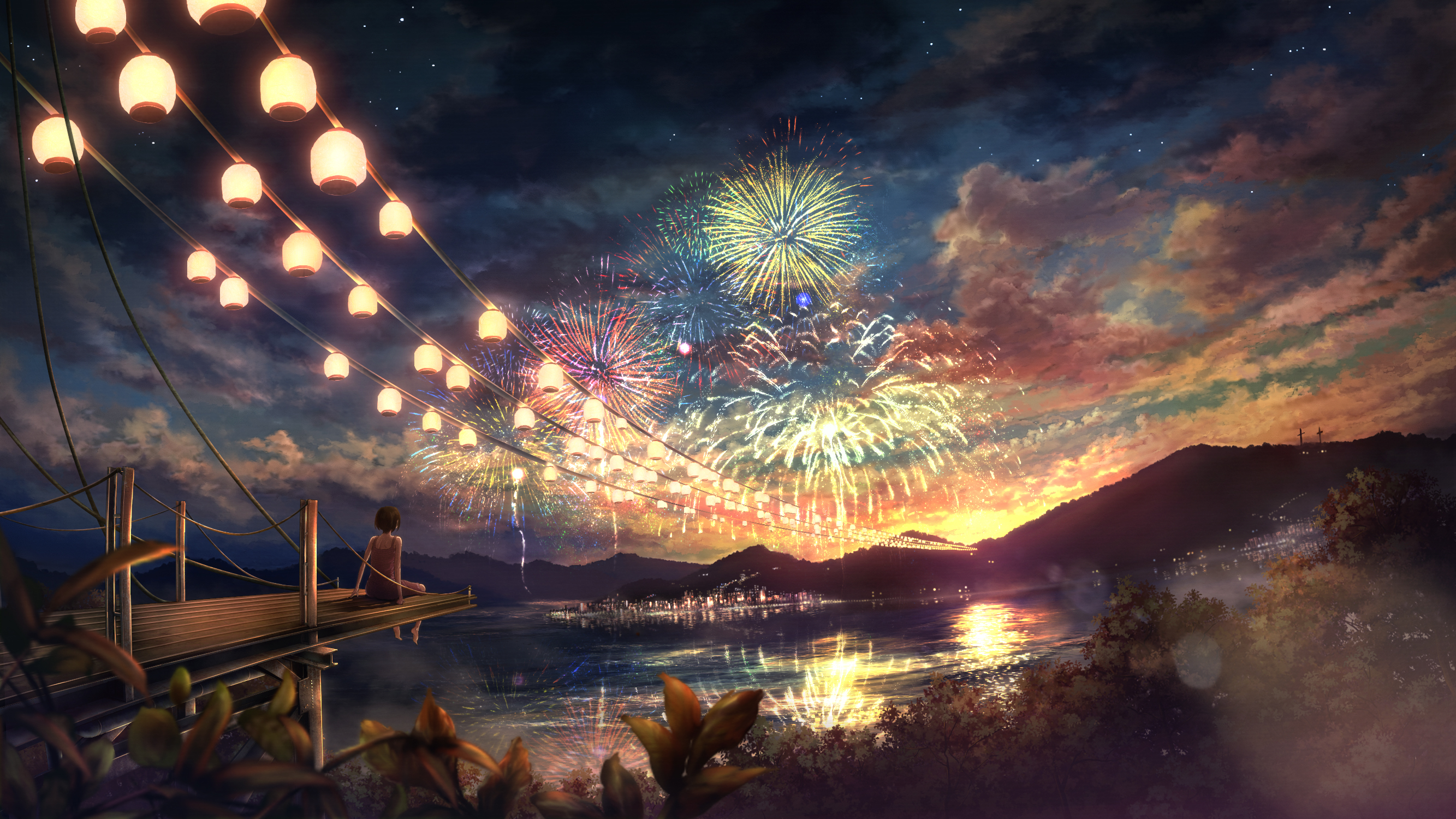 326 Fireworks Hd Wallpapers Background Images Wallpaper Abyss