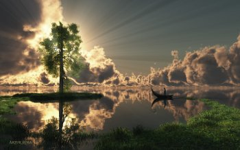 CGI - Fantasie Wallpapers and Backgrounds ID : 290192