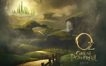 Movie - Oz The Great And Powerful Wallpapers and Backgrounds ID : 290790