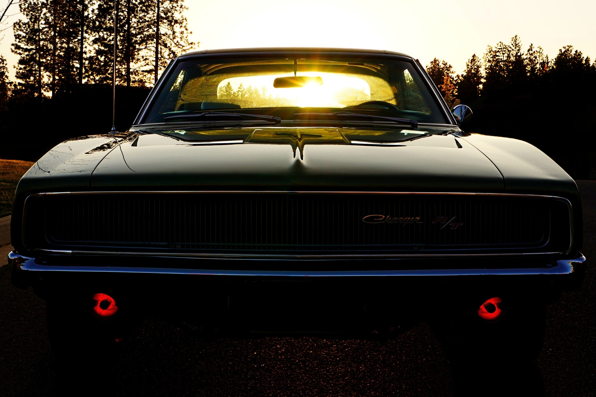 Dodge Challenger 1969 Black >> 1968 Dodge Charger Full HD Wallpaper and Background Image   1920x1280   ID:291200