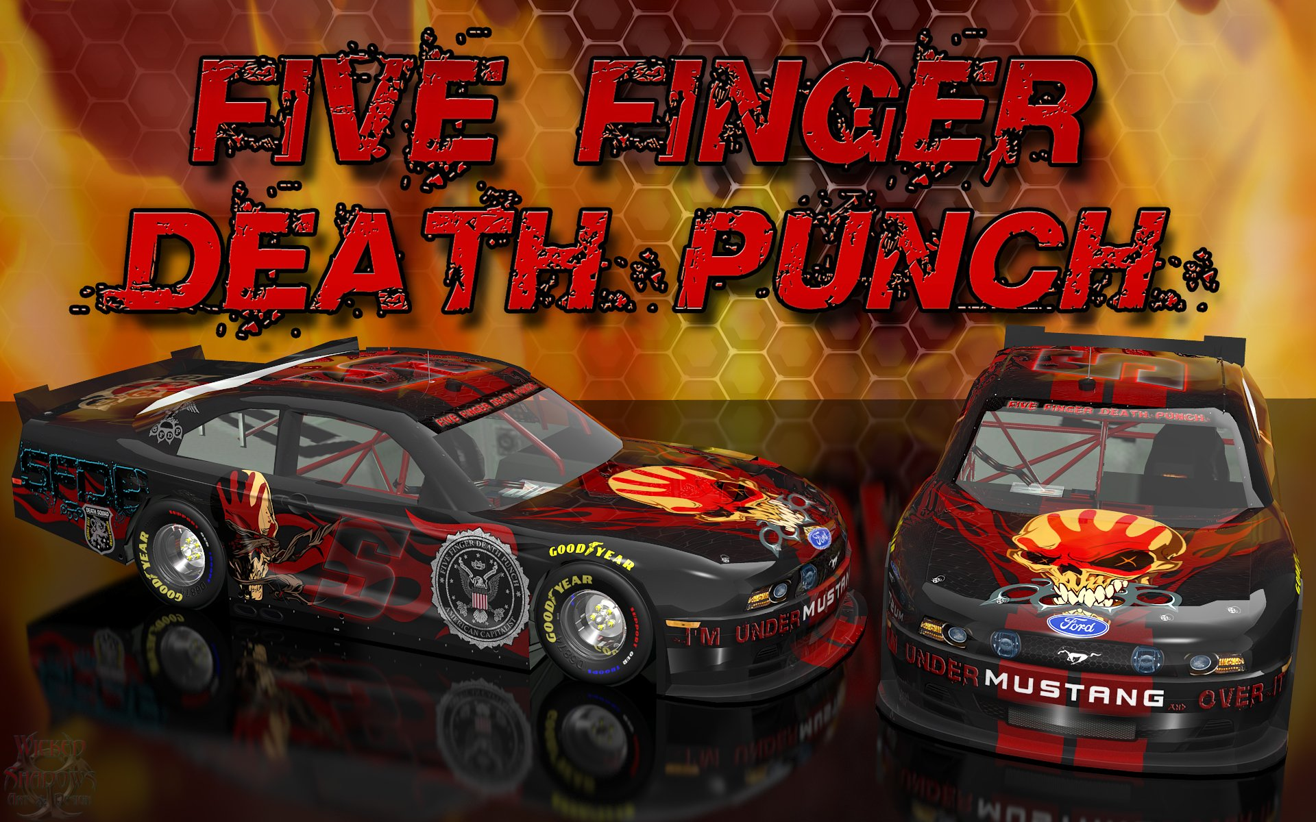 20 Five Finger Death Punch Hd Wallpapers Background Images