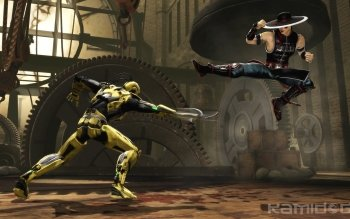 Video Game - Mortal Kombat Wallpapers and Backgrounds ID : 291020