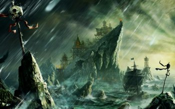 Fantasy - Pirate Wallpapers and Backgrounds ID : 291140