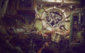 Sciencefiction - Steampunk Wallpapers and Backgrounds ID : 291142