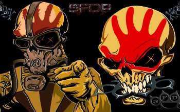 20 Five Finger Death Punch HD Wallpapers
