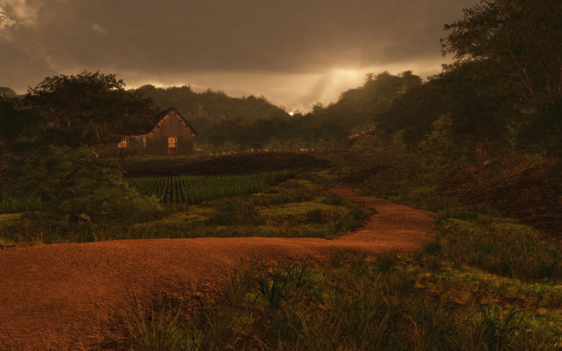 wallpaper buildings landscapes landscape - photo #48