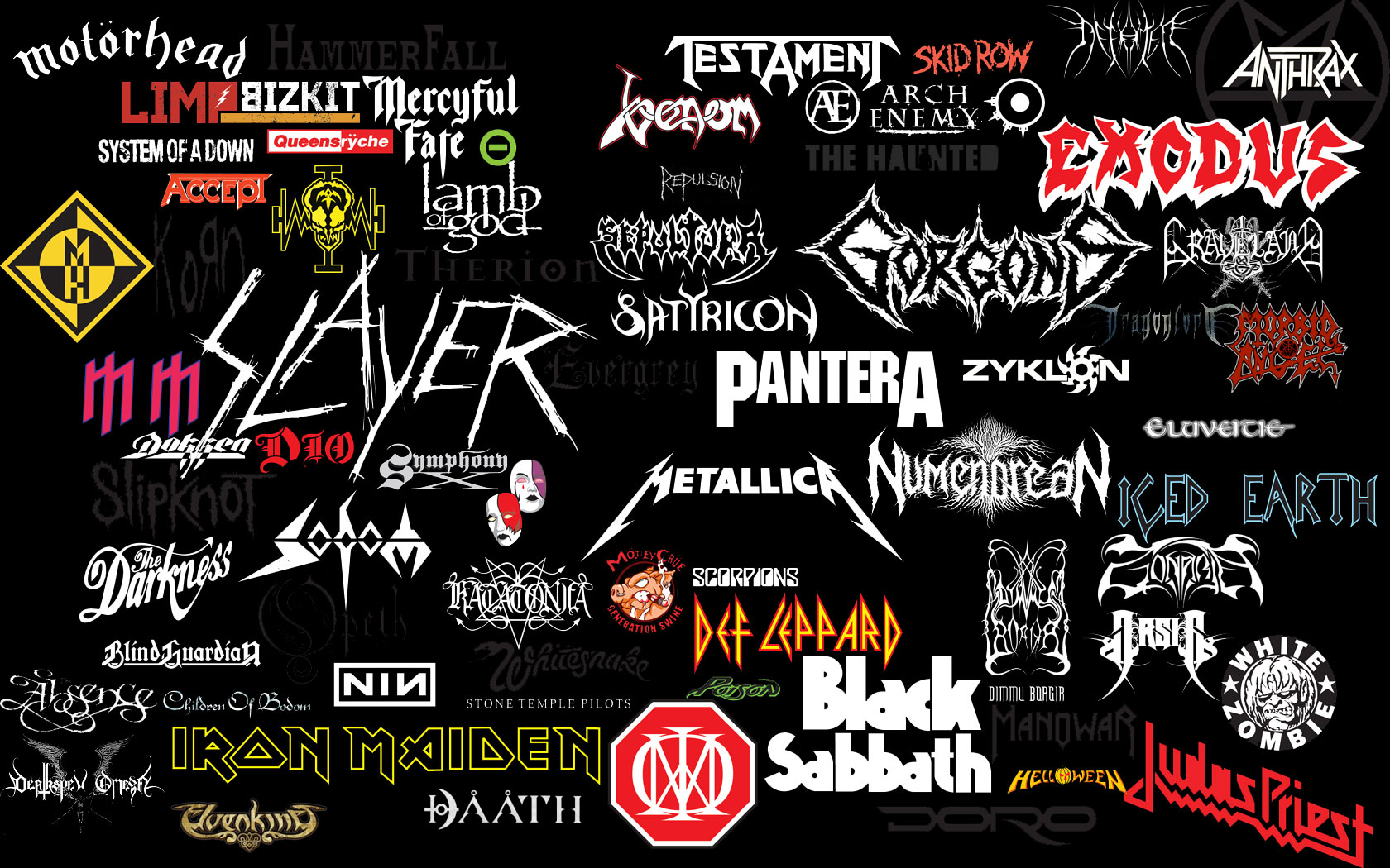 heavy metal bands wallpapers music heavy metal wallpapers
