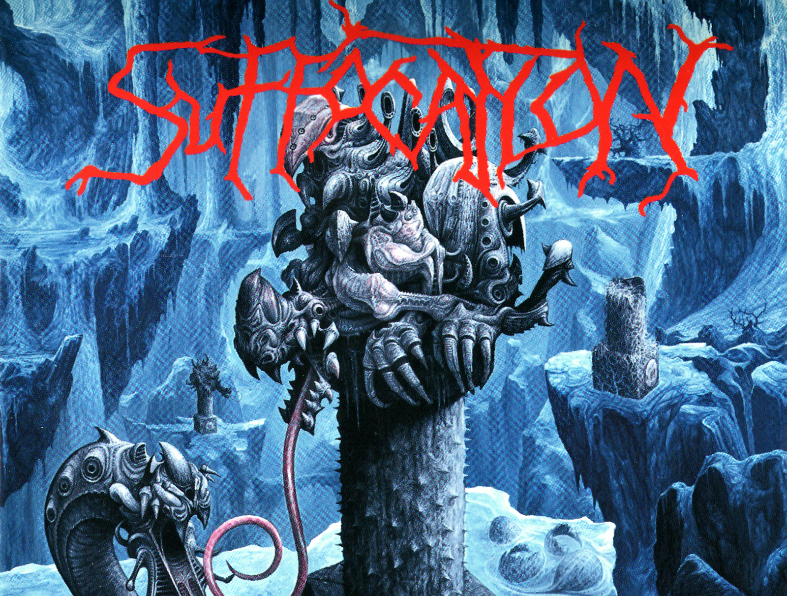 3 suffocation hd wallpapers background images - Death metal wallpaper ...