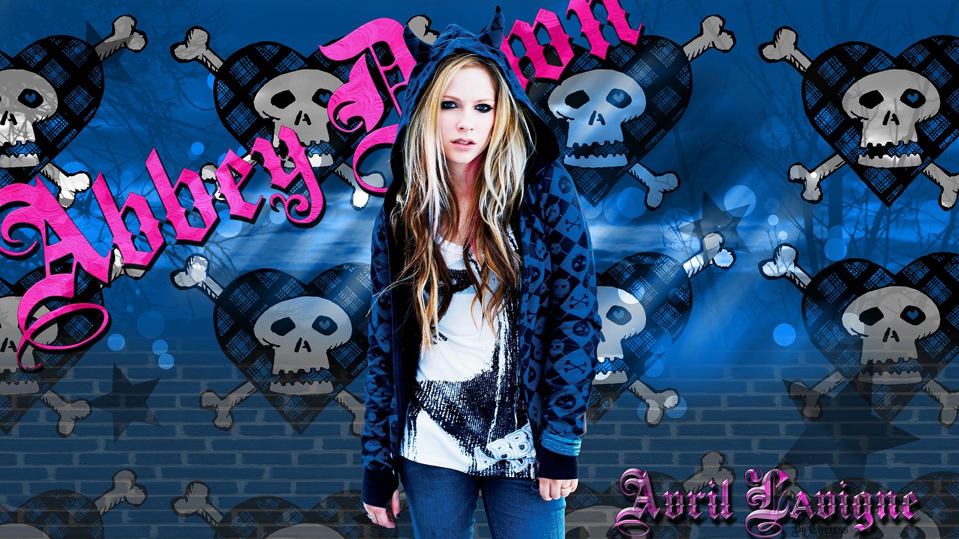Avril Lavigne Fondo De Pantalla Hd Fondo De Escritorio