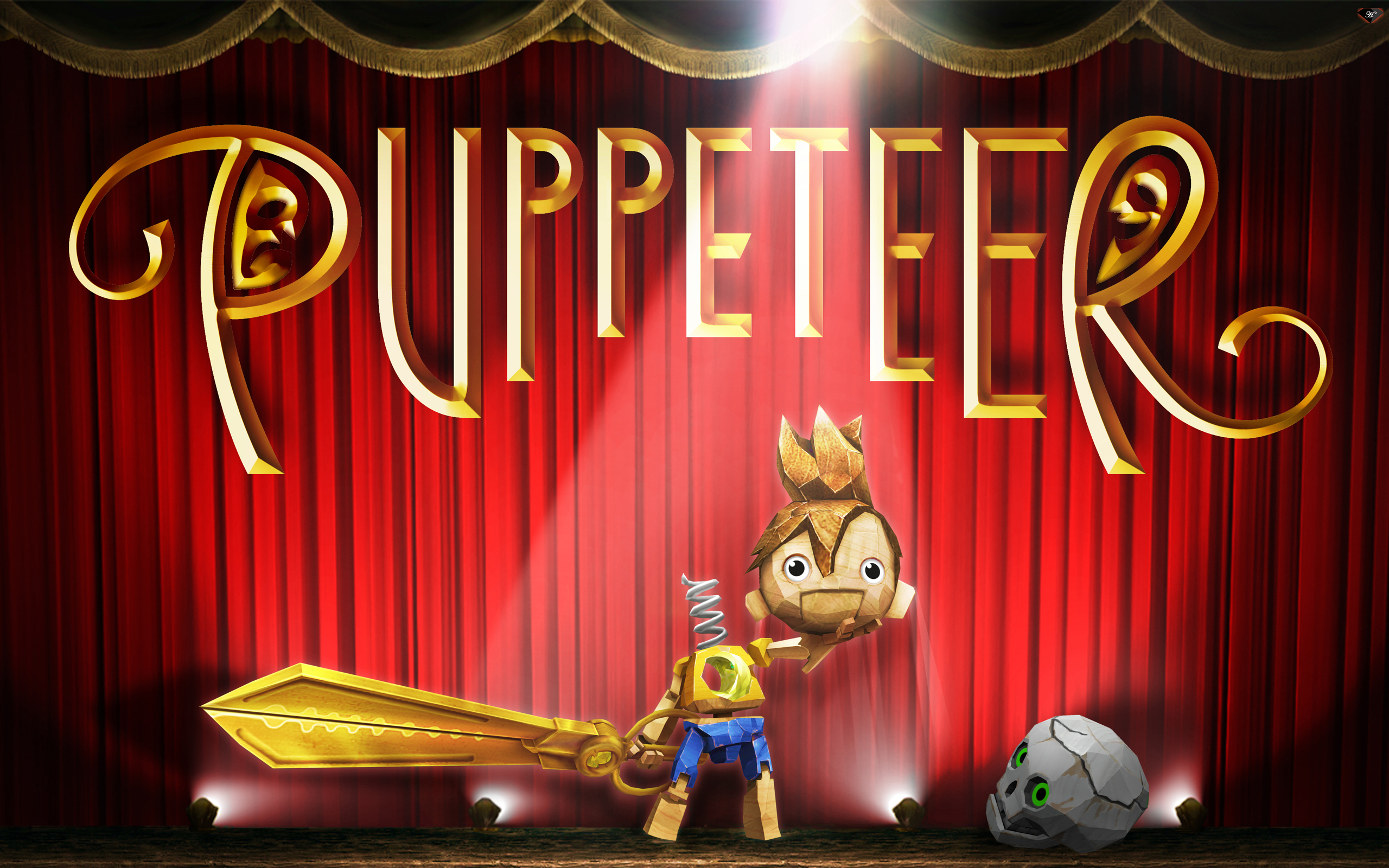 Puppeteer (PS3) HD Wallpaper | Background Image | 2560x1600