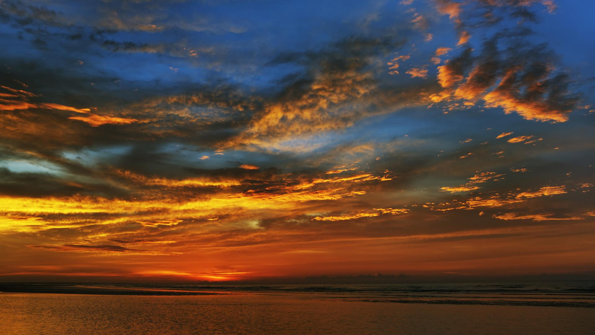 Sunset Hd Wallpaper Background Image 1920x1080 Id 292672