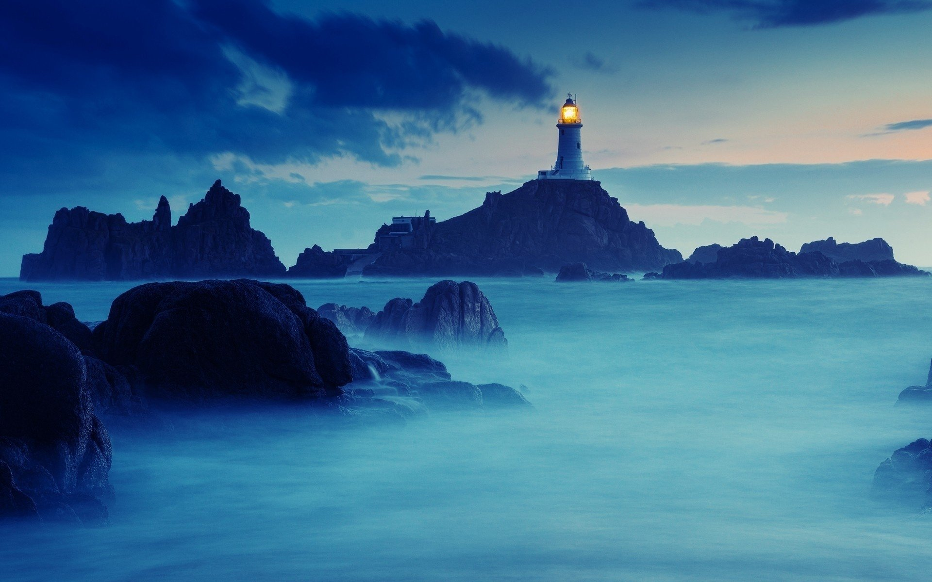 1040 Lighthouse HD Wallpapers | Background Images - Wallpaper Abyss