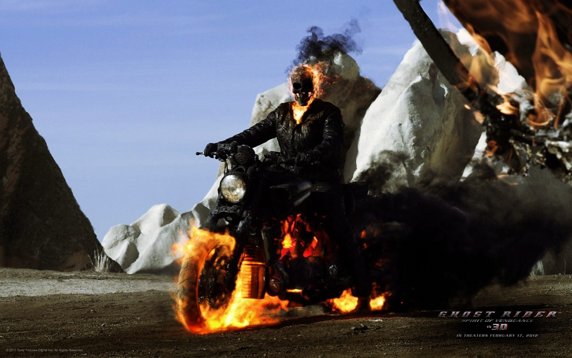 27 Ghost Rider Spirit Of Vengeance Hd Wallpapers Background