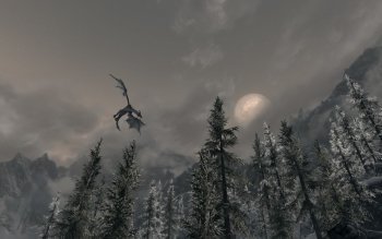 Video Game - Skyrim Wallpapers and Backgrounds ID : 292112