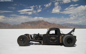 Voertuigen - Hot Rod Wallpapers and Backgrounds ID : 292140