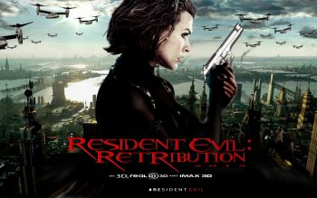 Movie - Resident Evil: Retribution Wallpapers and Backgrounds ID : 292652