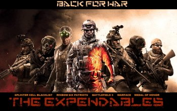 Video Game - The Expendables Wallpapers and Backgrounds ID : 292660