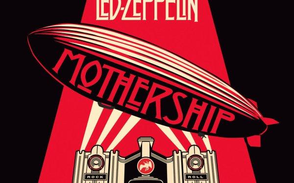 Music Led Zeppelin Band (Music) United Kingdom Hard Rock Album Cover HD Wallpaper | Background Image