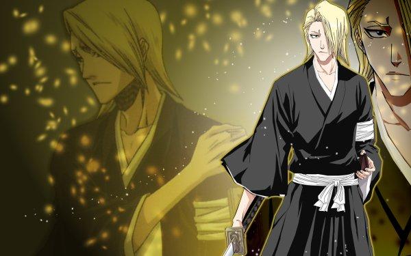 Anime Bleach Izuru Kira HD Wallpaper   Background Image