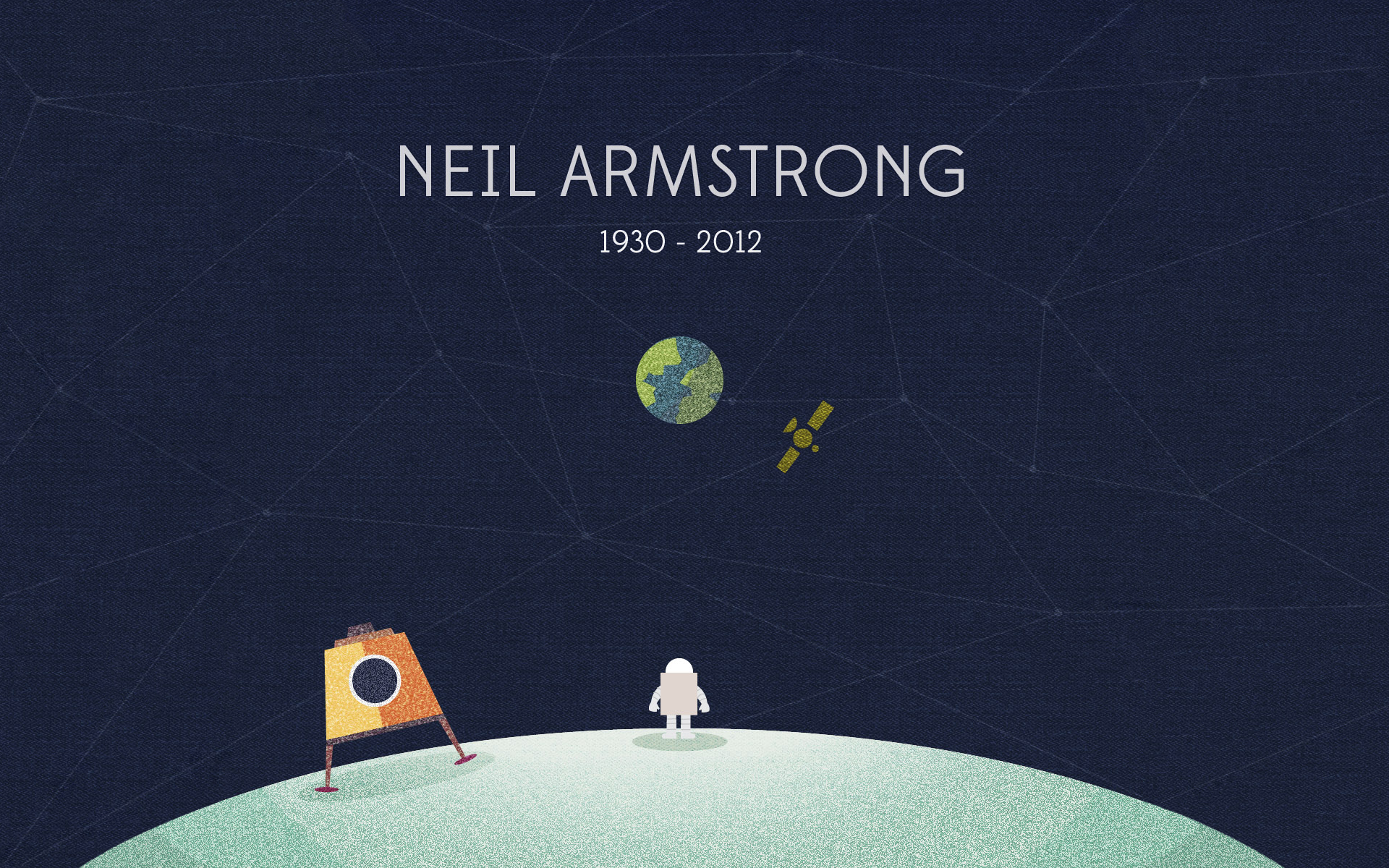 neil armstrong name animated - photo #7