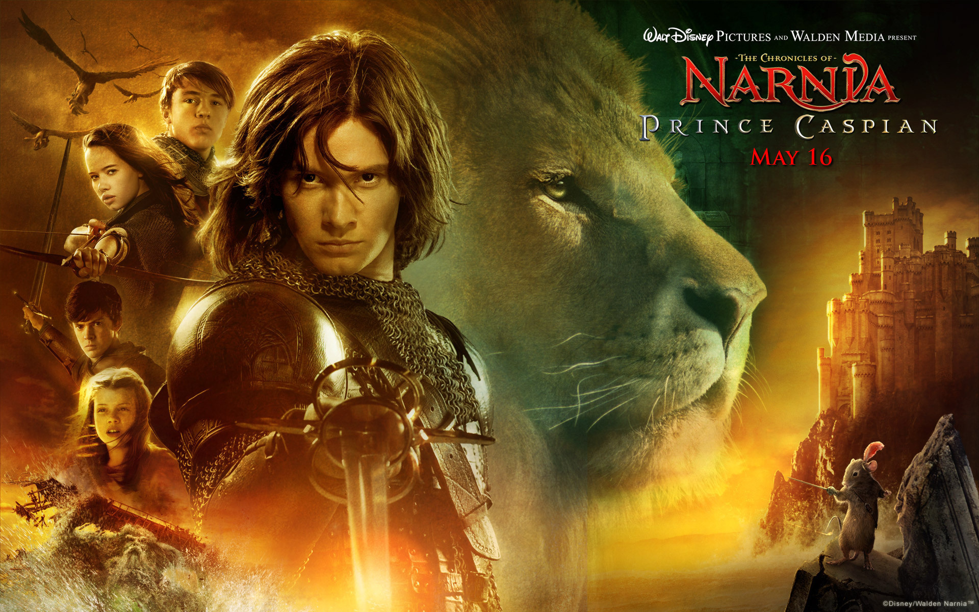 11 the chronicles of narnia prince caspian hd wallpapers