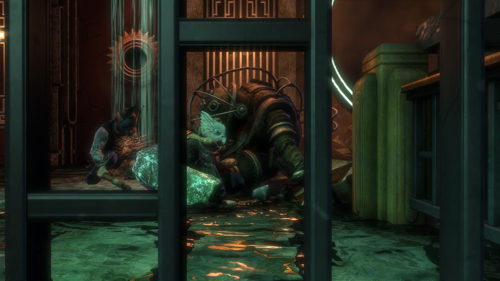 Bioshock HD Wallpaper | Background Image | 1920x1080 | ID ...