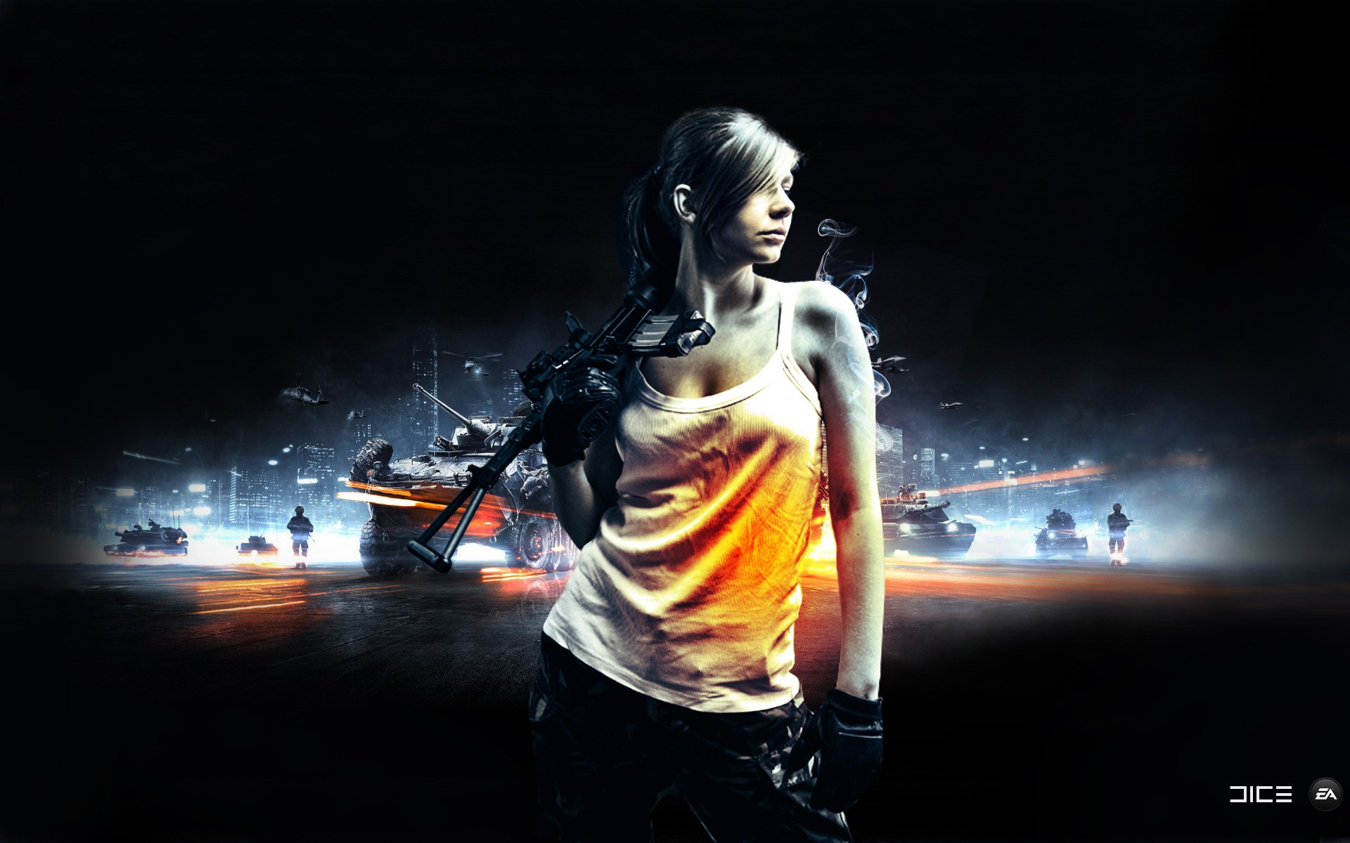 battlefield 3 hd wallpaper | background image | 1920x1200 | id