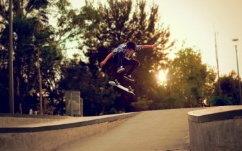 Deporte - Skateboarding Wallpapers and Backgrounds