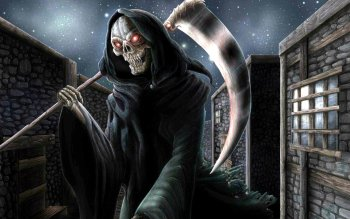 Donker - Grim Reaper Wallpapers and Backgrounds ID : 293412