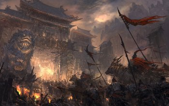 Fantasy - Oriental Wallpapers and Backgrounds ID : 293592