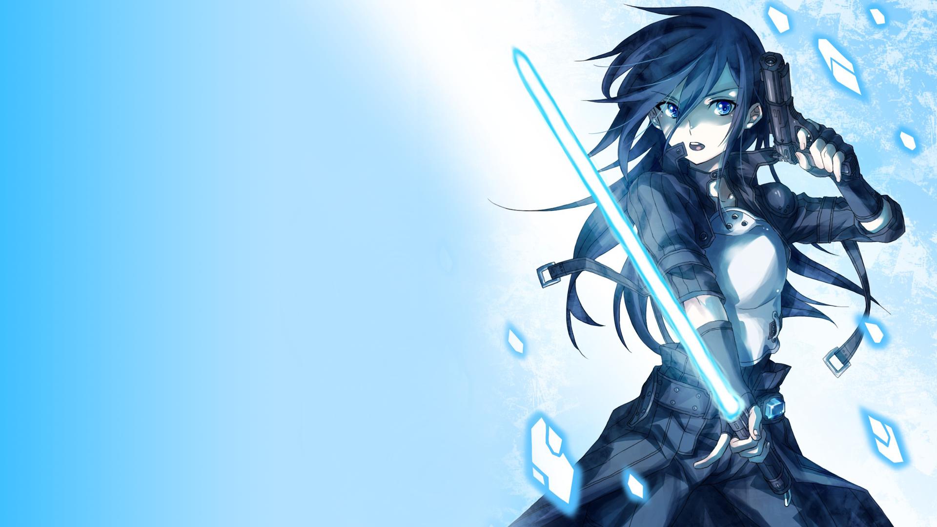 sword art online anime wallpaper - photo #32