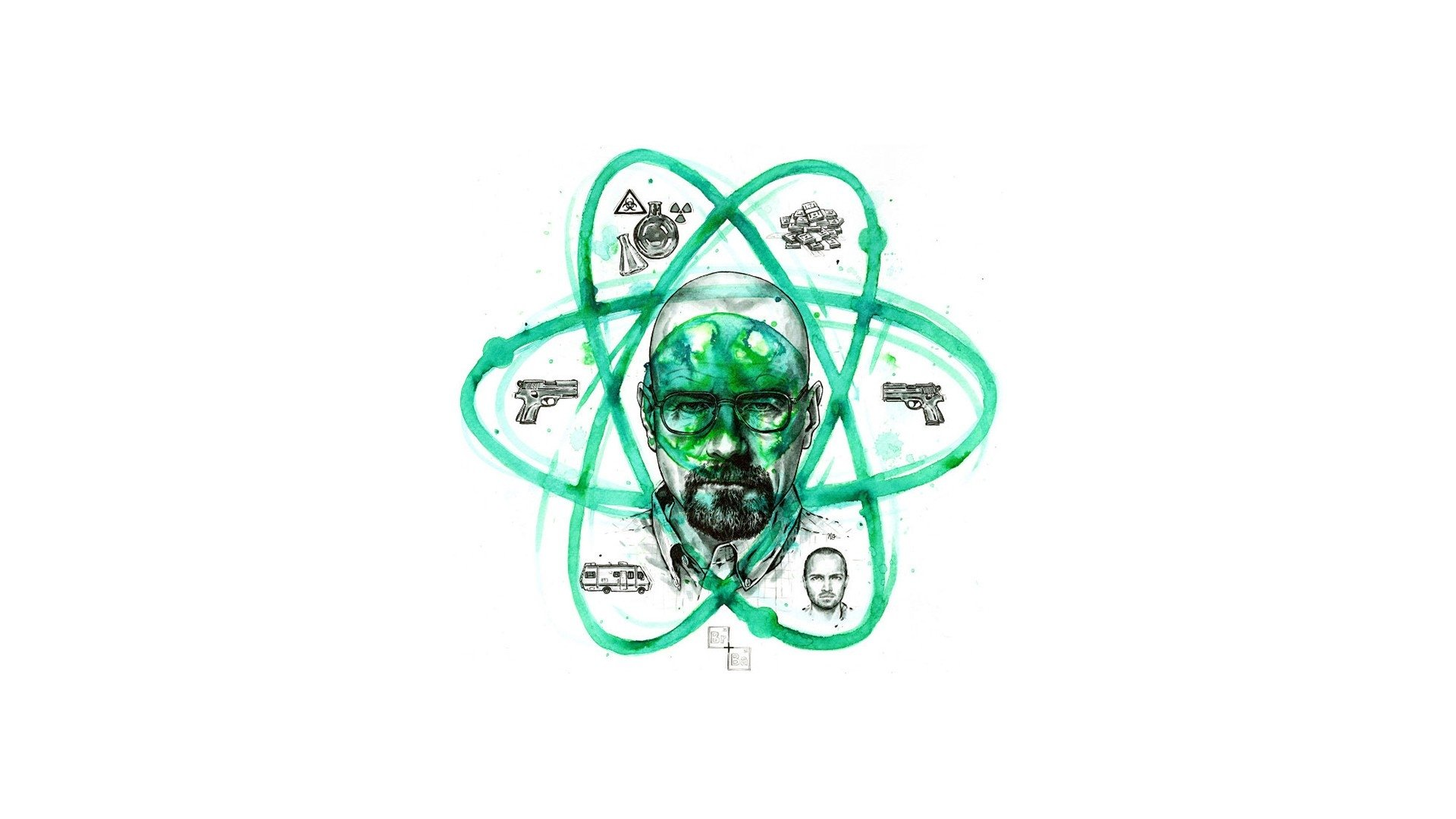Breaking Bad Hd Wallpaper Background Image 1920x1080 Id