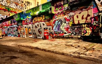 Artistic - Graffiti Wallpapers and Backgrounds ID : 294732