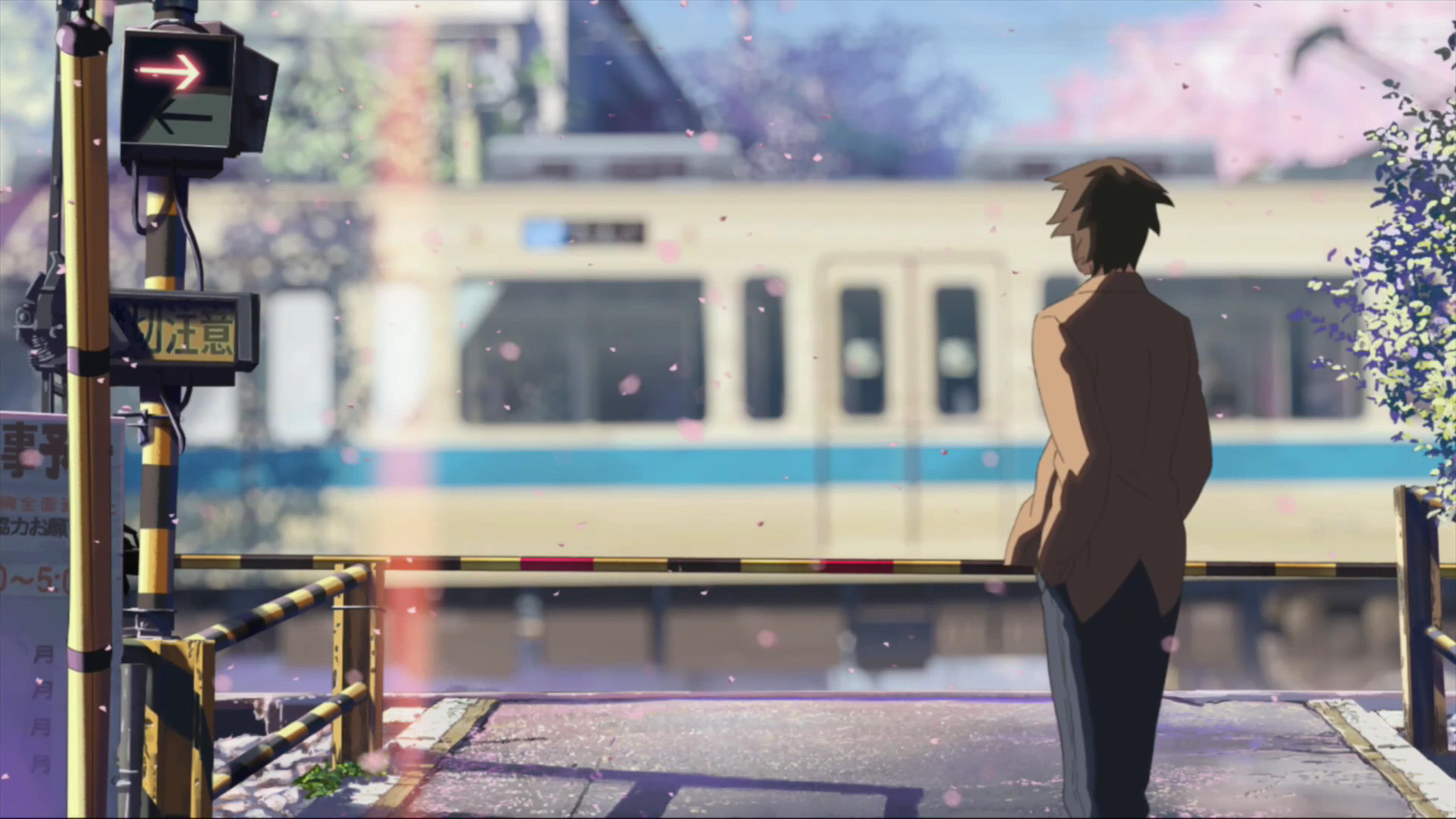 5 Centimeters Per Second Hd Wallpaper Background Image 1920x1080 Id295942 Wallpaper Abyss