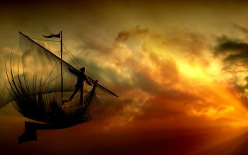 Fantasy - Ship Wallpapers and Backgrounds ID : 295040