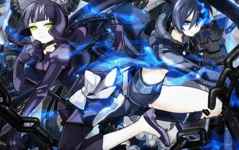 Anime - Black Rock Shooter Wallpapers and Backgrounds ID : 295692