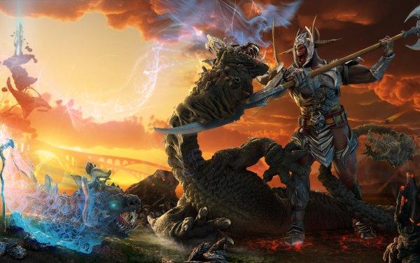 Fantasy Magic HD Wallpaper | Background Image