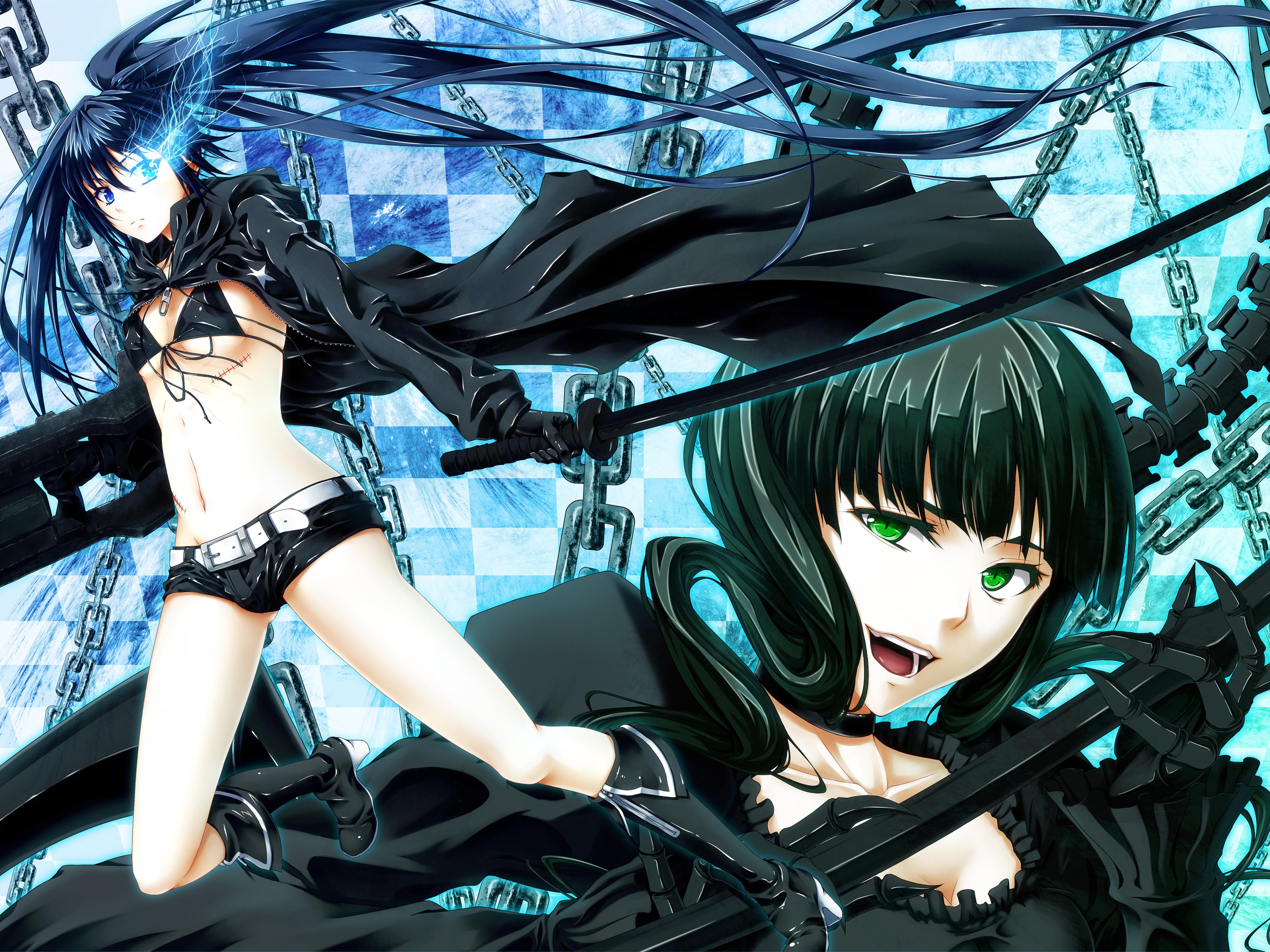 shooter brs rock anime wallpapers dead master fanpop backgrounds 4k background alphacoders desktop computer abyss