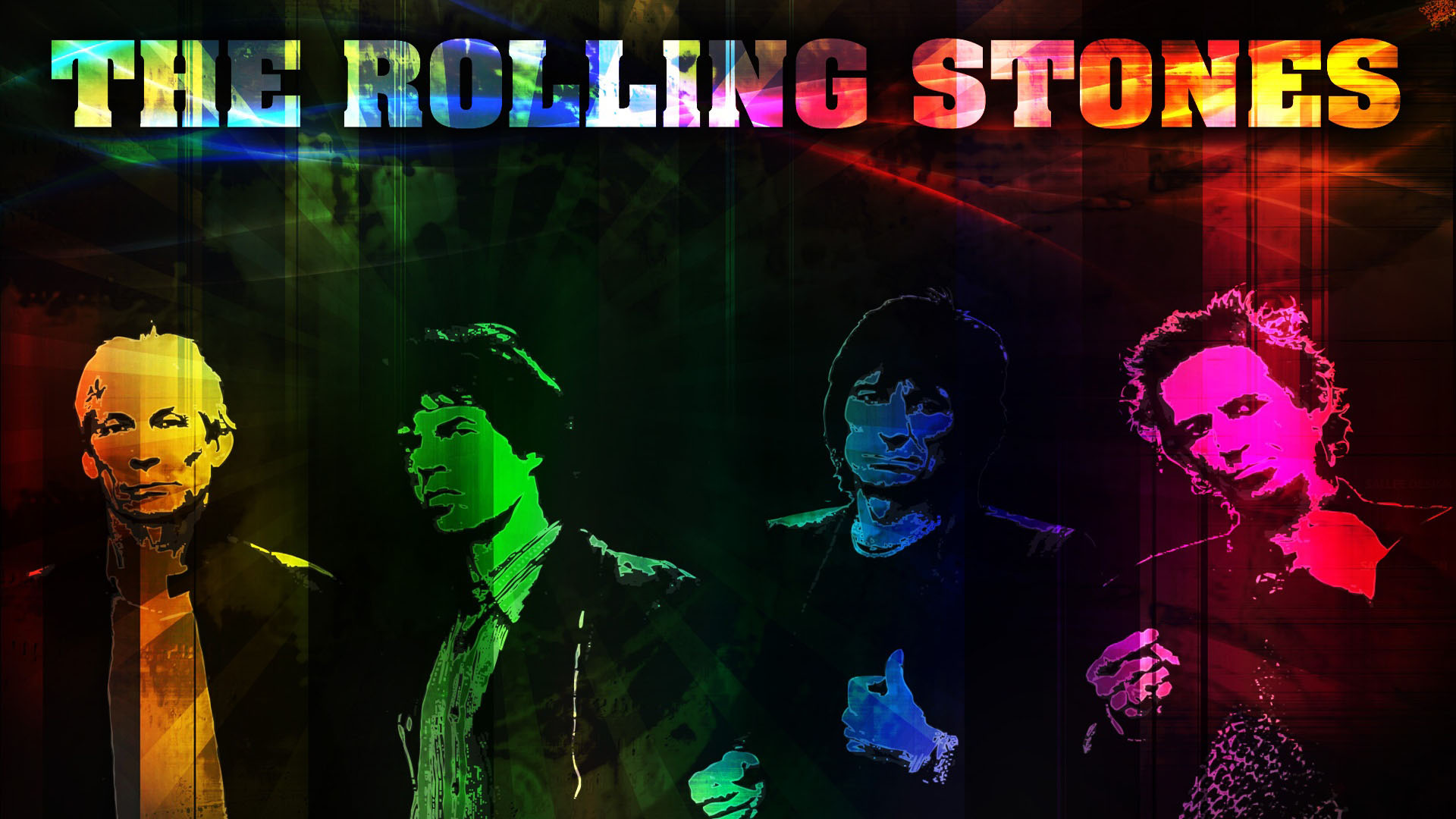 Music - The Rolling Stones  Wallpaper